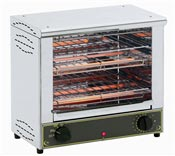 Toasteur roller grill professionnel
