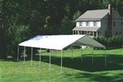 Tente de reception barnum 50 m2 5,5 x 9,1 m professionnelle