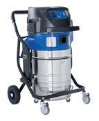 Aspirateur eau et poussière Alto Attix 965-21SD XC bi moteur 50 L inox