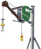 Treuil electrique EM304 300kg Haemmerlin