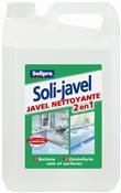 Solijavel plus javel nettoyante desinfectant 5 L