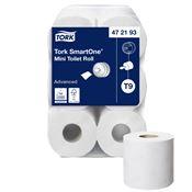 Papier toilette SmartOne mini Lotus rouleau 620 f colis de 12