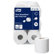 Papier toilette SmartOne mini Tork colis de 12