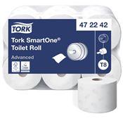 Papier toilette Smartone Lotus colis de 6 rouleaux systeme smart one