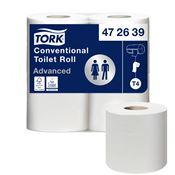 Papier toilette Tork rouleau 198 f colis 48