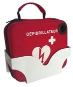 Rangement défibrillateur