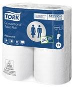 Papier toilette Lotus Preference 300 blanc colis de 40 rlx