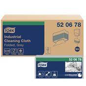 Chiffon non tissé Tork Premium 520 gris colis 5X140