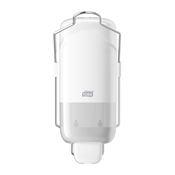 Distributeur de savon Tork levier coude S1 blanc