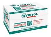 Wyritol nettoyant desinfectant concentre sans ammonium 50 doses