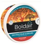 Boldair gel destructeur d'odeur bois ambré 300 grs