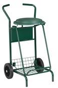 Chariot de voirie Rossignol vert
