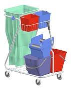 Chariot de ménage lavage Z Rilsan Dit