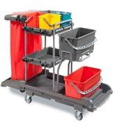 Chariot de lavage desinfection VDM ideatop 17