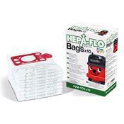Filtres Hepaflo 9 litres Numatic paquet de 10