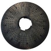 Plateau support disque Numatic D 406 mm