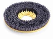 Brosse carbure de silice noire Numatic D 450 mm