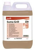 Suma Grill D9 nettoyant fours grils et friteuses 2x5 L