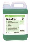 Suma Star D1 détergent plonge Diversey 2 x 5 L