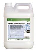 Taski jontec Resitol cire resistante aux desinfectants bidon 5 L
