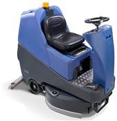 Autolaveuse autoportée Numatic Eco TRO650