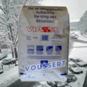 Sel de déneigement Routier Via sel Sac de 25 kg