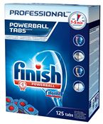 Finish Powerball tabs 125 pastilles