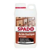 Spado acide oxalique flacon 750g