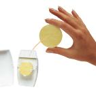 Désodorisant gel JVD recharge citron