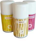 Desodorisant diffuseur automatique JVD fruits rouges 250 ml