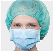 Masque de protection médical 3 plis type II boite de 50