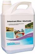 Detartrant filtre piscine bidon 5 L