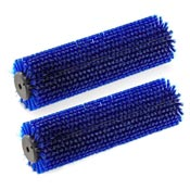 Brosse dure bleue pour autolaveuse Multiwash
