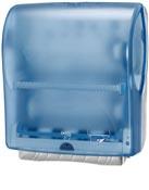 Distributeur d'essuie mains Enmotion Lotus Bleu