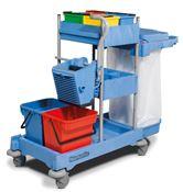 Chariot de lavage compact Numatic SCB1705
