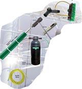 Kit entretien des vitres professionnel Unger Hiflo eau pure