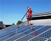 Kit entretien panneau solaire professionnel Unger HiFlo Nlite 13,5m