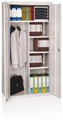Armoire metallique de bureau multifonction 2 portes