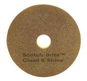 Disque clean and shine 3M 280mm par 5