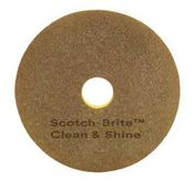 Disque clean and shine 3M 432mm par 5