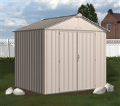 abri de jardin arrow ezee shed ez87 cr me. Black Bedroom Furniture Sets. Home Design Ideas
