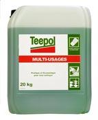 Teepol détergent multi usages 20 L