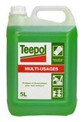 Teepol détergent multi usages 5 L