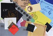 Serviette papier personnalisee 30x30 blanche 1 plis 2 coul par 3200