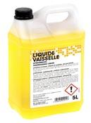 Produit vaisselle main citron 5L