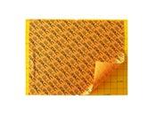 Plaque de glu jaune destructeur insectes universelle 395x310 les 6