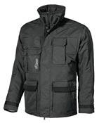 Manteau impermÈable de travail noir wrc