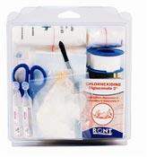 Kit armoire à pharmacie 1 à 5 personnes
