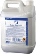 Florafree CHG Lotion savon desinfectant bactericide bidon de 5 L