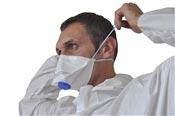 Masque jetable FFP2 valve par 10